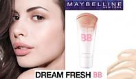 Тональный крем Maybelline Dream Fresh BB 30ml / Мейбелин БиБи фреш  0190