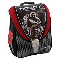 """Рюкзак школьный для мальчика """"Robot CFS"""" 710"""