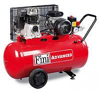 Fini MK103-90-3M - Компрессор поршневой 365 л/мин. (220 В)