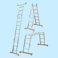 Лестница-трансформер KRAUSE Corda Multi Matic (3.6 м)