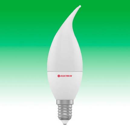 Светодиодная лампа LED 4W 3000K E14 ELECTRUM LC-4 (A-LC-0358), фото 2
