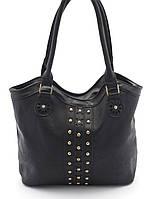 Вместительная и практичная женская сумка  Б/Н art. 8814 черный цвет, фото 1