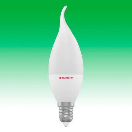 Светодиодная лампа LED 4W 3000K E14 ELECTRUM LC-8 (A-LC-0810), фото 2