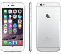 Смартфон Apple iPhone 6 16GB Silver Neverlok Гарантия 6 мес! +стекло и чехол!