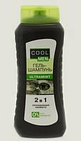 Cool Men 2в1 гель-шампунь для мужчин 400 мл