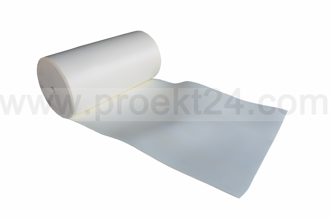 Изолон с тиснением не сшитый, вспененный полиэтилен 4 мм, (ISOLON 500), 33 кг/м³