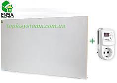 Инфракрасный обогреватель - Тепловая электрическая панель ENSA P900Т с терморегулятором (Украина)
