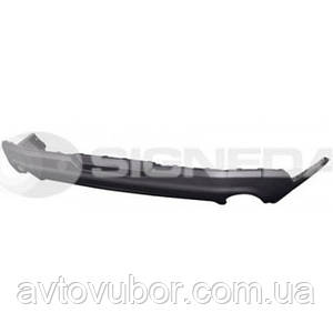 Спойлер заднего бампера Ford Mustang 10-12 PFD05089VA AR3Z17F828BA