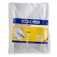 Файлики для бумаги А4 Economix 30мкм Е31106