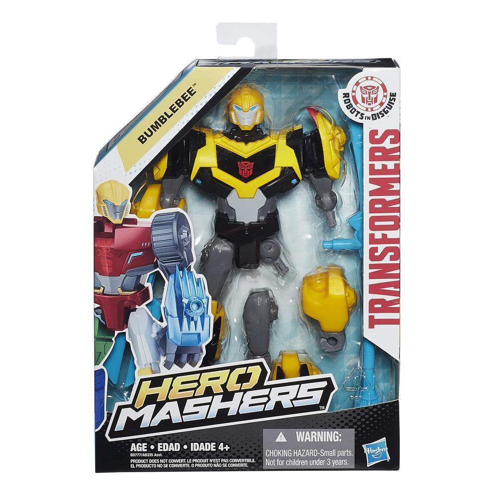 Розбірної трансформер Бамблбі - Bumblebee, Hero Mashers, RID, Hasbro