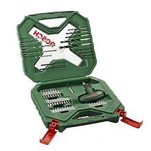 Набор принадлежностей (бит, сверл) Bosch X-Line 54, 2607010610