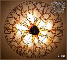Потолочная люстра Luxury для домашнего интерьера в стиле Тиффани