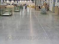 Пескоструйная обработка бетонного пола