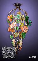 Декоративный светильник в стиле Тиффани