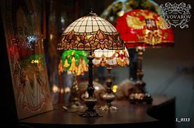 Настольная лампа Luxury ручной работы Тиффани