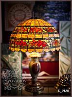 Настольная лампа Тиффани для кабинета
