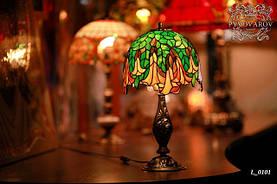 Настольный светильник Luxury по технике Тиффани