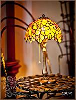 Светильник Luxury из кусочков цветного стекла Тиффани