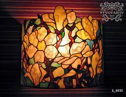 Светильник интерьерный ручной работы в стиле Тиффани