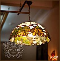 Светильник подвесной потолочный в стиле Тиффани