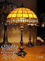 Торшер Luxury напольный интерьерный в стиле Тиффани