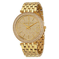 Часы Michael Kors Darci Gold Crystal-set Dial Gold-tone MK3398
