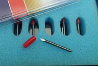 Нож для плоттеров Mimaki универсальный неоригинал ( 45 градусов, офсет 0.25 )