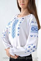 Блузы вышиванки женские