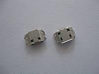 Гнездо micro-USB тип 38