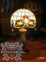 Luxury Торшер из кусочков цветного стекла стиль Тиффани