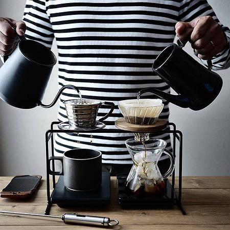 Майстер-клас з заварювання кави