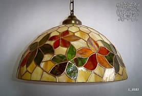 Luxury Светильник для бильрдного стола в стиле Тиффани