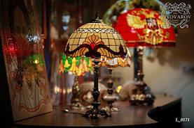 Luxury Светильник подарочный эксклюзивный ручной работы в стие Тиффани