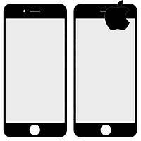 Защитное стекло корпуса для Apple iPhone 6S, черное, оригинал