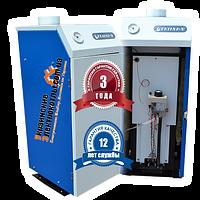 Экономный Газовый котел Техникс TEHNI-X АОГВ Классик мощности 8кВт с импортной микрощелевой горелкой Polidorr