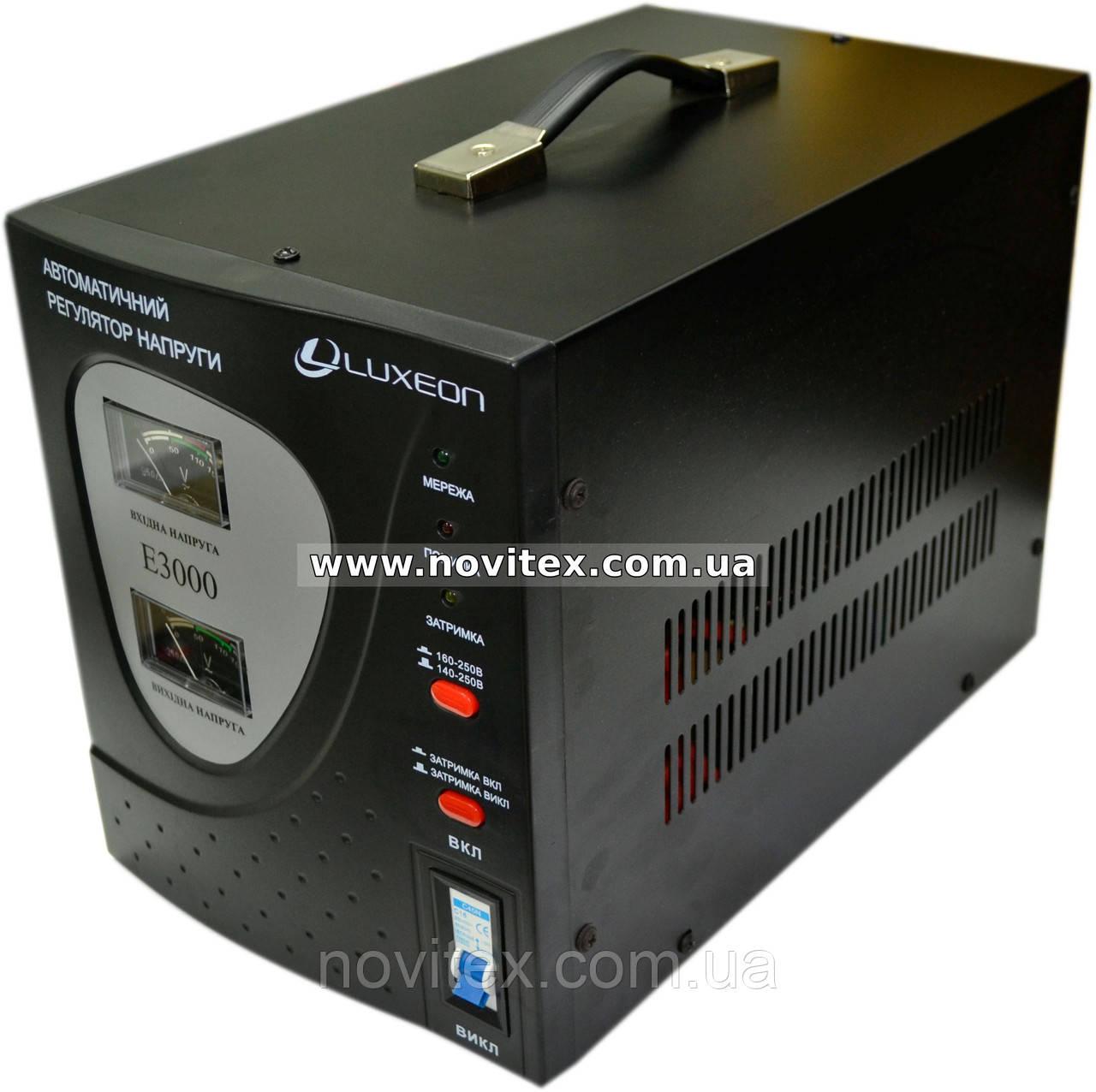 Стабилизатор Luxeon E3000VA (1800Вт)