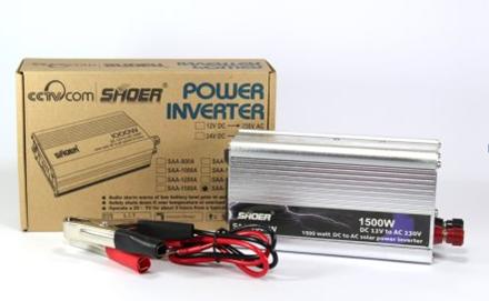 Автомобильный преобразователь  AC/DC 1500W SAA SHOER