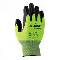 Защитные перчатки Cut protection Bosch GL protect 9, 5 пар, 2607990121
