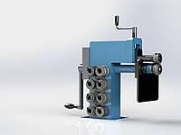 Станок для листовой обработки (Зиговочный станок) ZN-63