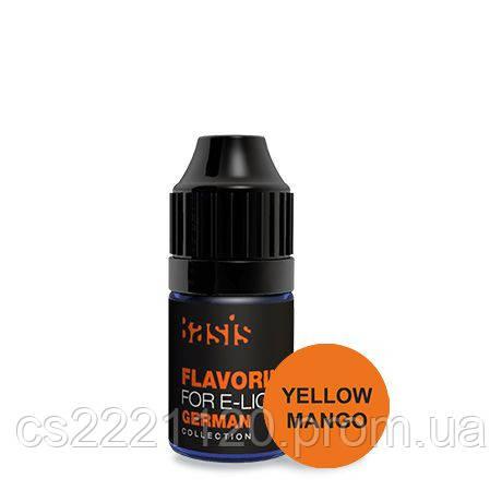 Ароматизатор Basis German Collection:Yellow Mango (Желтый Манго) 5мл.
