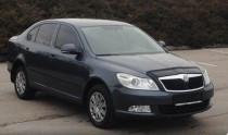 Дефлектор капота VIP TUNING Skoda Octavia с 2004- 2013 г.в.