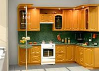 Кухня на заказ Гербера