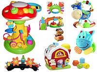 Детские игрушки – изделия, которые дарят радость