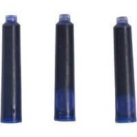 Капсулы к чернильной ручке синие