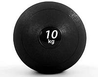 Мяч медицинский (слэмбол) SLAM BALL 10 кг (резина)