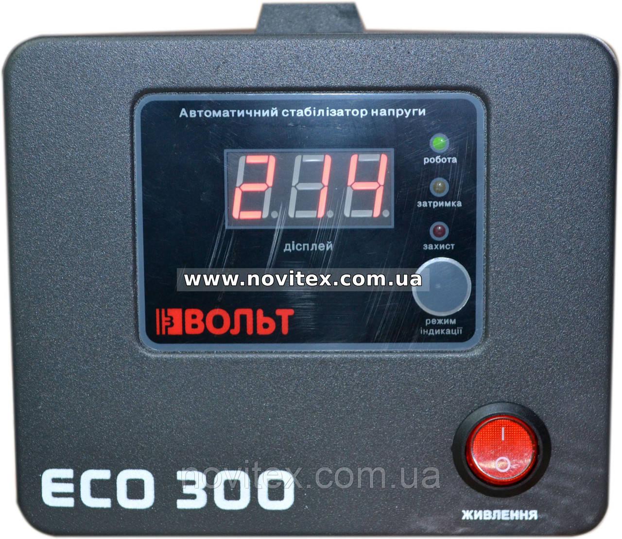 Стабилизатор Вольт ECO-300, фото 1