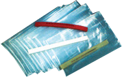 Клише и пакеты для вакуумной упаковки банкнот