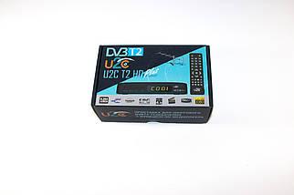 Т2 тюнер U2C T2 HD Plus, фото 2