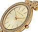 Часы Michael Kors Darci Pavé Gold-Tone MK3191, фото 3