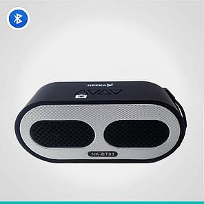 Портативная колонка Neeka NK-BT83 Bluetooth, фото 2